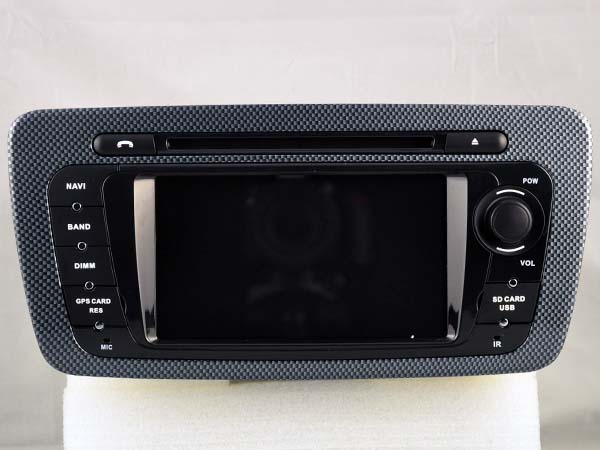 octa 8 core 2gb ram android 6 0 car dvd player gps for seat ibiza 2009 2013 radio head units. Black Bedroom Furniture Sets. Home Design Ideas
