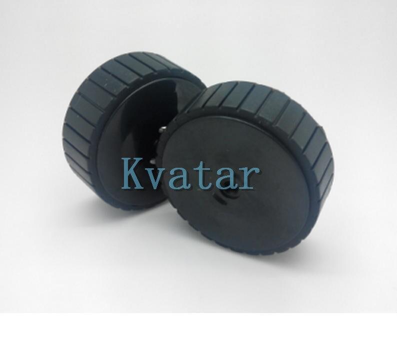 2 Pcs Caster Wheels for iRobot Scooba 380 380t 320 321 345 6050 385 375 375T Mint Plus 4200 4205 5200 5200C Replacement parts irobot щетка для scooba 450