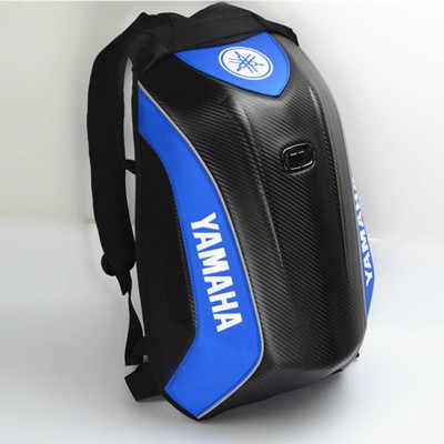 Motorcycle Knight Bag Motocross Riding Racing Storage Bag Carbon Fiber Motorbike Helmet Backpack For Yamaha Motorcycle Mach Bagf Aliexpress