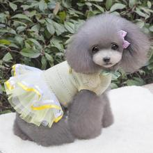 Dog vestidos dresses clothes