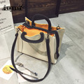 European Style Soft PU Leather Handbags Women Messenger Shoulder Bags Brand Designer Handbags High Quality Casual Tote Bag