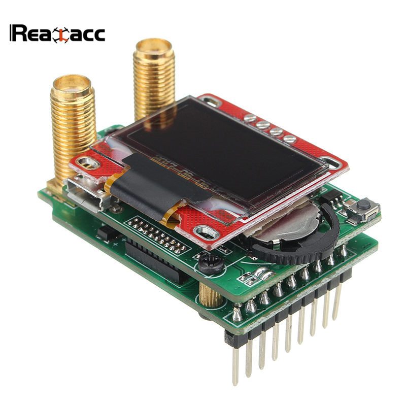 Realacc RX5808-PRO-PLUS-OSD 5.8G 48CH FPV Receiver For Fatshark Dominator Attitude Goggles RC Models Multicopter DIY Spare Parts цена