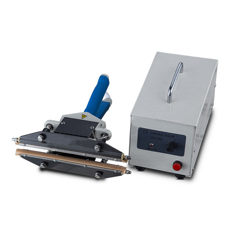 Hand clamp sealing machine / film sealing machine instantaneous thermal sealing machine PE film sealing machine sealing machine