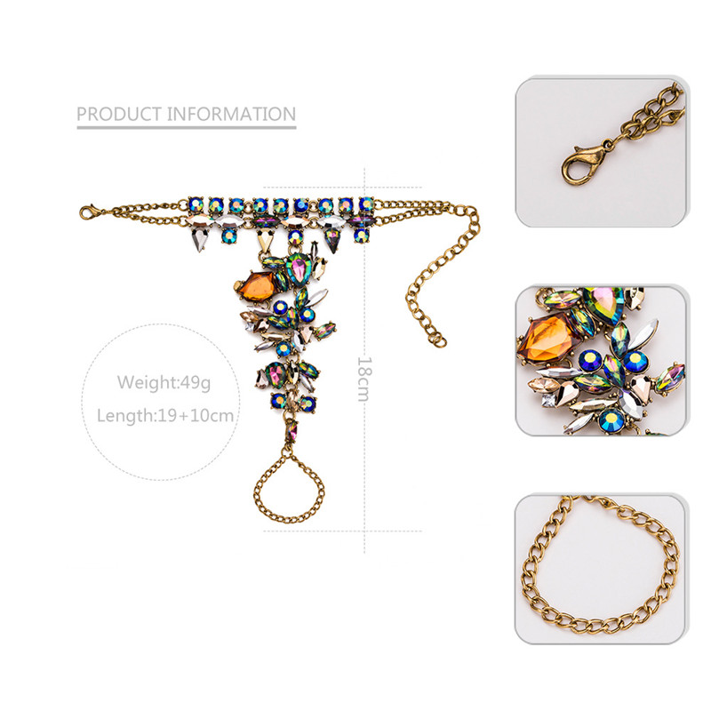 BK Vintage Golden and Silver Bracelets Bangles For Women Adjustable Bracelet Jewelry Gift in Bangles from Jewelry Accessories