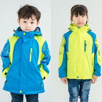 Waterproof Children Outerwear 2-Piece Clothing Sets Warm Child Coat Windproof Boys Girls Jackets Sporty For 4-14 Years Old Outwear & Coats