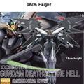 DRAGON MOMOKO modelo MG 1/100 Gundam XXXG-01D Gundam Deathscythe EW/stock/Montado Gundam Modelos juguete de Calidad