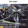 MOMOKO DRAGÃO modelo MG 1/100 Gundam XXXG-01D Gundam Deathscythe EW/estoque/Montado Gundam Modelos Qualidade brinquedo