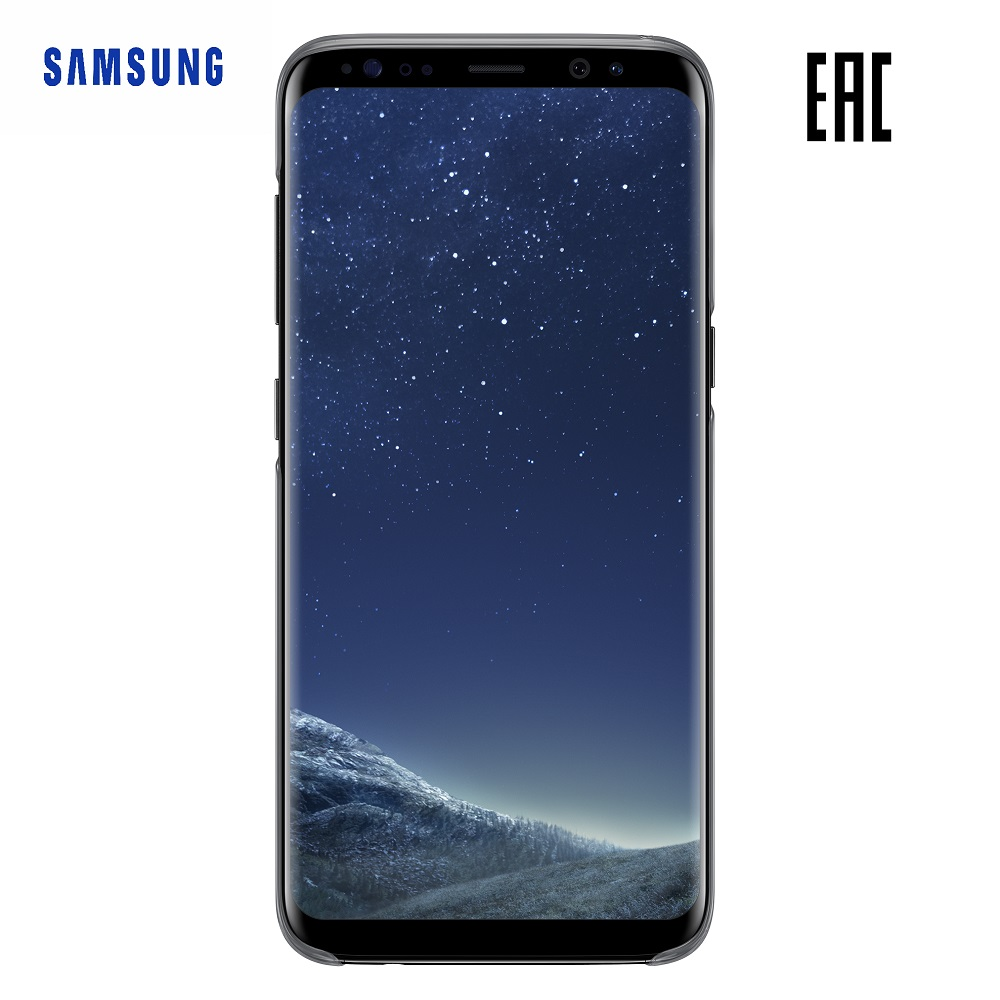 Case for Samsung Clear Cover Galaxy S8 EF-QG950C Phones Telecommunications Mobile Phone Accessories mi_32818827249 case for samsung led view cover note 8 ef nn950p phones telecommunications mobile phone accessories mi 1000004816146