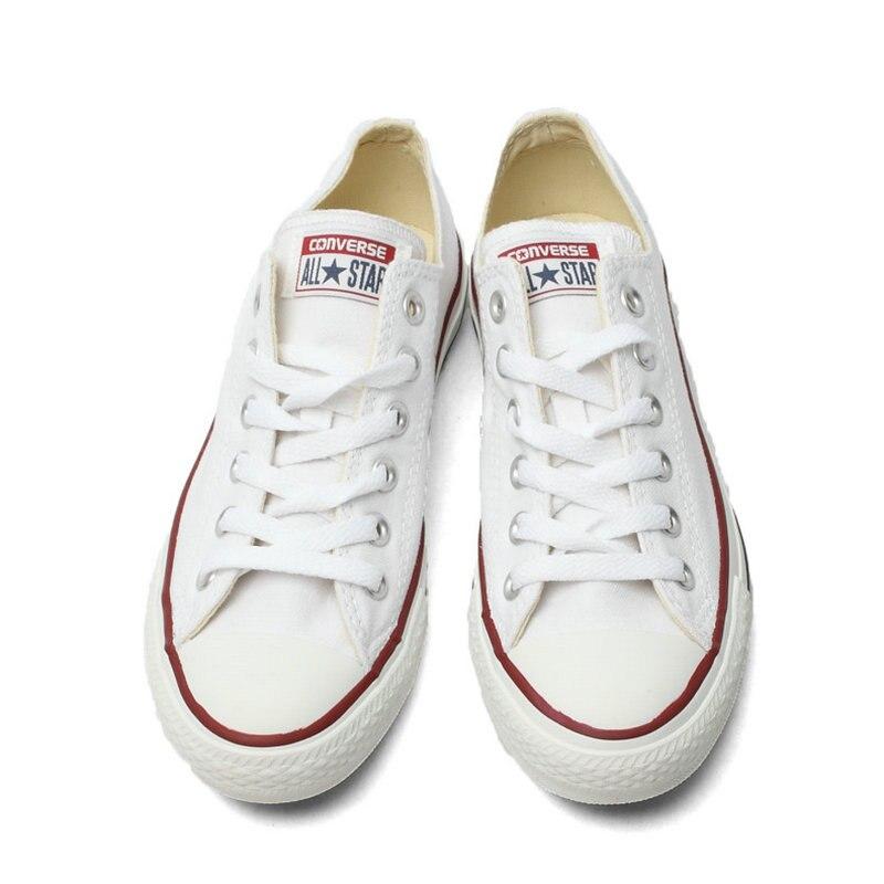Nouvelle D'origine Converse all star de toile chaussures hommes et femmes sneakers classique de Planche À Roulettes Chaussures - 2