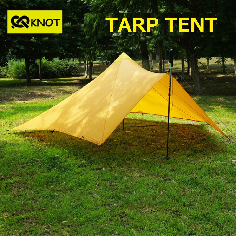 Outdoor Ultralight Tarp Tent 2 Man 3 Season Camping Tent Best Camp UL Gear nobrand 1050х550х60мм