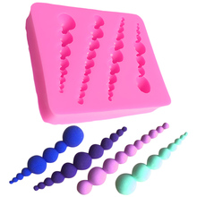 Cube Pearls Mould Silicone Tools Cake Decoration Jelly Pudding Muffin Mold Baking Silicon Form For Cakes DIY