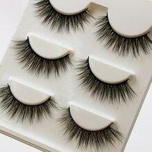 Soft Natural Thick Fake Eyelashes
