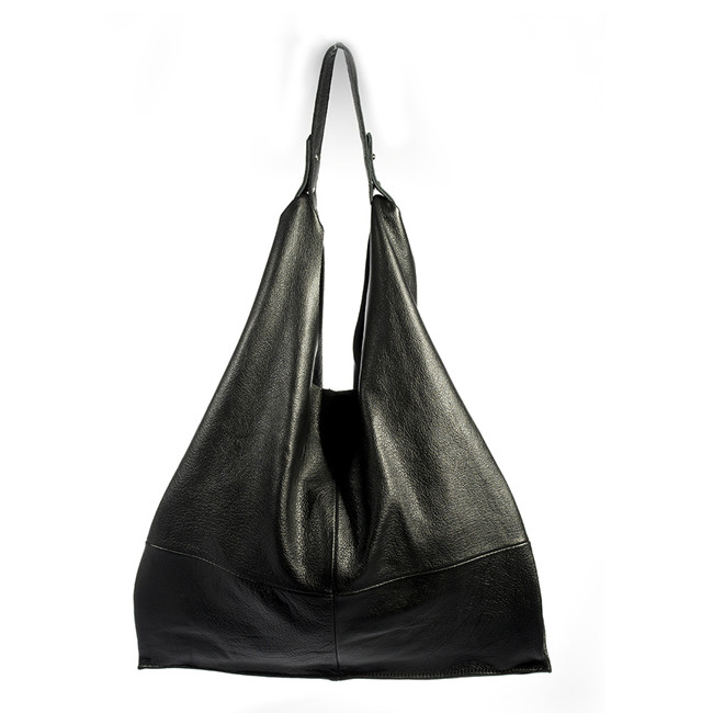 Soft Real Cow Leather Hobo Bag for Women Casual Big Tote Bag Stylish Genuine Leather Shoulder