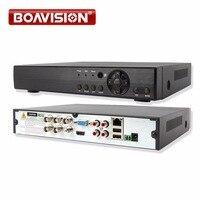 5 IN 1 AHD DVR CVI TVI CVBS 5 In 1 4Ch 8Ch 1080P Security CCTV