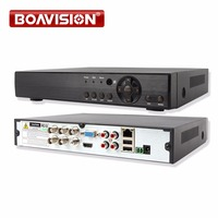 5 IN 1 AHD DVR CVI TVI CVBS 5 In 1 4Ch 8Ch 1080P Security CCTV