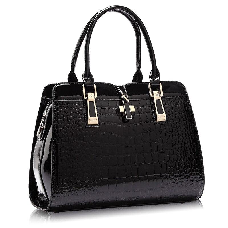 mulheres bolsa de couro pu Marca : Feiyinoe