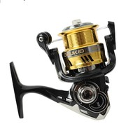 Spinning carp Fishing Reels Metal Shallow Line Cup Spool 5+1BB Gear Ratio 6.7:1 Design CNC Rocker Arm Handle Fish Reel pesca