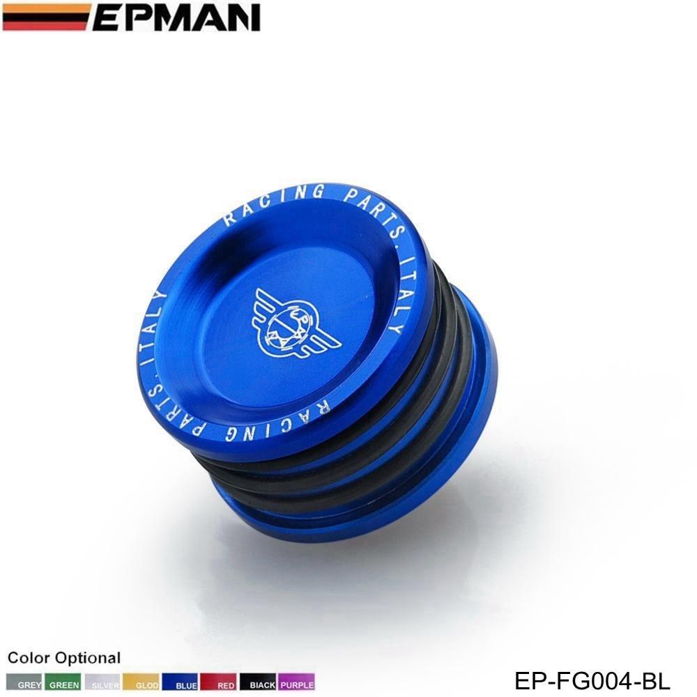 Высокое качество EPMAN гоночный двигатель заготовка CAM пробка уплотнение подходит для HONDA CRV B20 EP-FG004 - Цвет: Синий