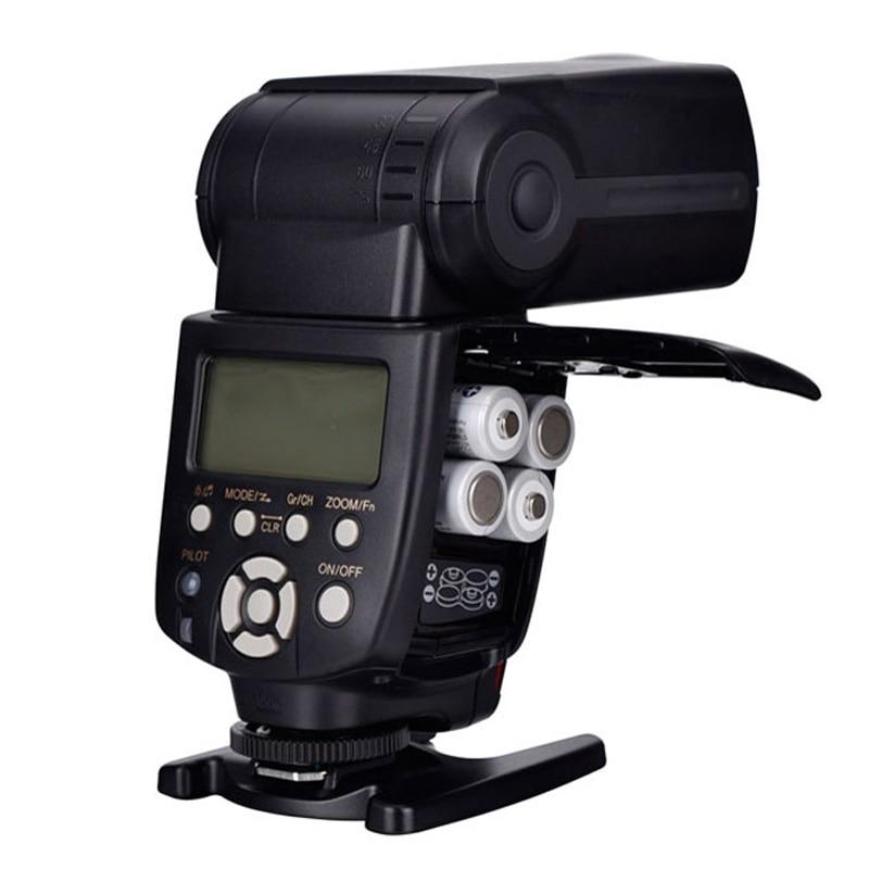 Светодиодная лампа для видеосъемки Yongnuo ttl Вспышка Speedlite цифровой зеркальной камеры YN565EX III GN58 для Nikon Камера D7100 D5100 D3100 D3000 D700 D300s D200 D90 D80 D70 D40x
