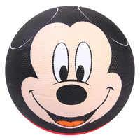 Balle de basket Mickey mouse taille 3 panier de basket-ball dessin animé mignon enfants enfants en plein air jeu de balle balle de basket-ball en caoutchouc