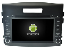 Android 5.1.1 CAR Audio DVD player FOR HONDA CRV 2012-2014 gps Multimedia head device unit receiver BT WIFI