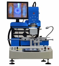 BGA rework station WDS-750 high-function led module repair machine with infrared heater
