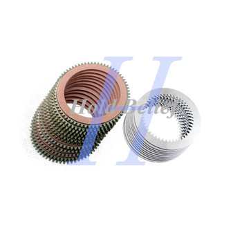 STEERING CLUTCH SET FOR KOMATSU D20A, D20P, D21A, D21P Full Set Fit-6-7-8 Series