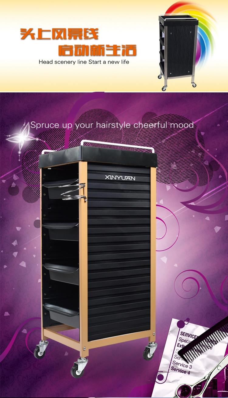Frizerski alat. Kolica za frizerske salone. Alat za kosu. Aparat za - Namještaj - Foto 6