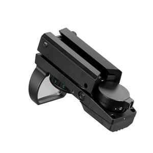 Image 4 - Hot 20mm Rail Riflescope Hunting Optics Holographic Red Dot Sight Reflex 4 Reticle Tactical Scope Collimator Sight