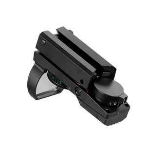 Image 4 - Quente 20mm ferroviário riflescope caça óptica holográfica red dot sight reflex 4 reticle tactical scope colimador vista