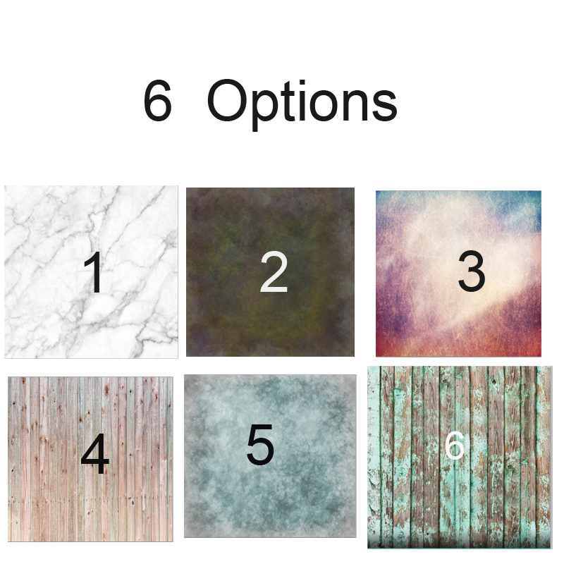 Background photography fantasy Marble Wood Floor photo background Newborn baby shower props backdrop studio Photophone