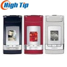 Nokia N76 Original Bluetooth JAVA 2MP Freigesetzter Handy Unterstützung Russian tastatur Refurbished Kostenloser Versand