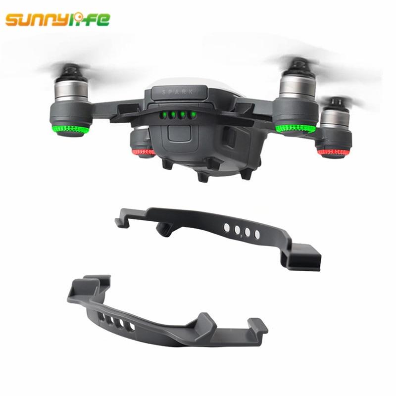 Sunnylife DJI Spark Accessories DJI Spark Battery BuckleFuselage Battery Protection Cover Anti-slip Holder for DJI Spark Drone