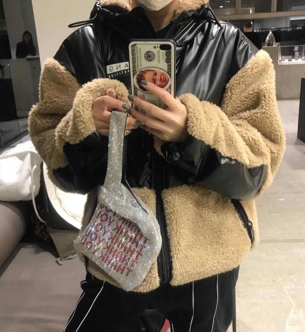 f3cd3779174b HOT SALE] Rhinestone Designer Hand Bags Famous Brand Women Sequines ...