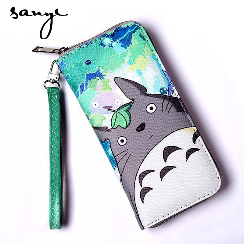 Men And Women Famous Brand Leather Anime Totoro Character