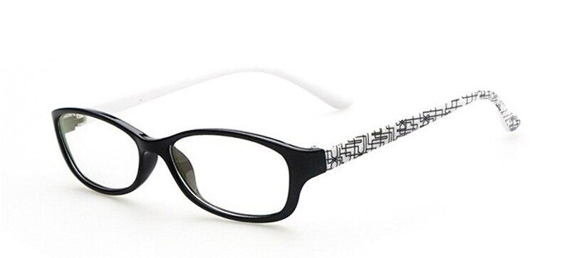 Новая модная детская одежда для мальчиков и девочек полный обод оправы для очков близорукость Rx ребенка детские очки Фирменная Новинка - Цвет оправы: White