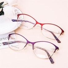 Новая мода кошачьи глаза Стиль очки для женщин высокое качество женские оптические очки оправы оптика модные очки по рецепту