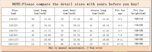 Image 5 - girls pu jacket rivet zipper cool jacket Leather clothing for girls 5 13 years oldClassic collar zipper leather motorcycle