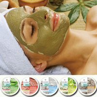 Vietnam vedette spa Volcanic Mud Mask Face Care Acne Whitening Moisturizing Skin Care Peel Mask Anti Aging Cream 145ml