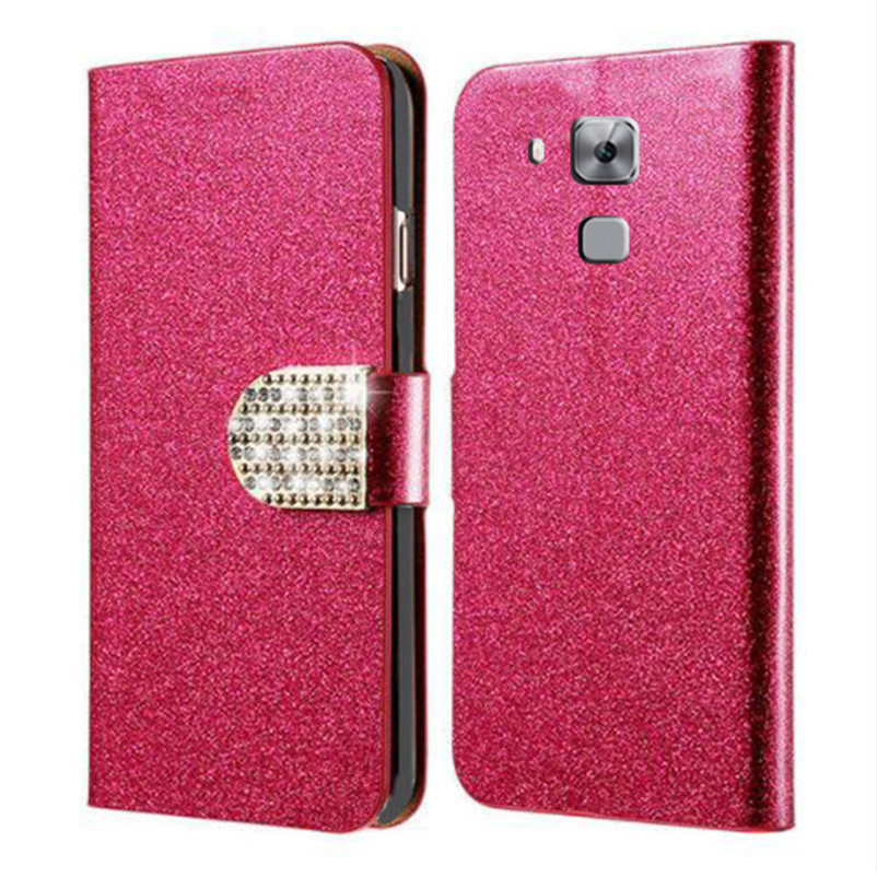 100% Official Original Leather <font><b>Case</b></font> Cover <font><b>Flip</b></font> <font><b>case</b></font> For Huawei GT3 <font><b>honor</b></font> 5c <font><b>honor</b></font> <font><b>7</b></font> <font><b>lite</b></font> NEM-L21 NEM-L51 NEM L21 L51 NMO-L31 image