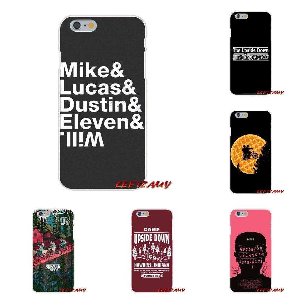 Phone Case Cover Christmas Lights Back Ca Stranger Things