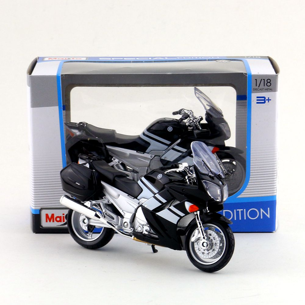 Maisto/1:18 Scale/Diecast model motorcycle toy/<font><b>2006</b></font> <font><b>YAMAHA</b></font> <font><b>FJR</b></font> <font><b>1300</b></font> Model/Delicate Gift or Toy/Colllection/For Children image