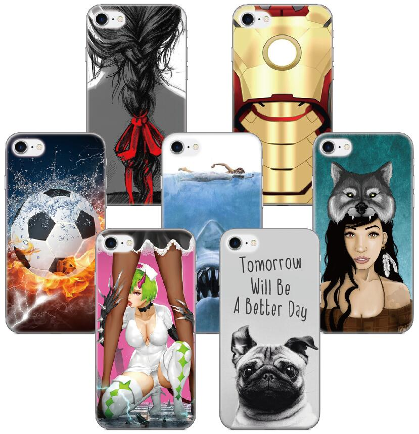 Funny Style Design Cover For iphone X 4 4S 5 5S SE 5C 6 6S 7 8 Plus For iPod Touch 5 6 Hard Phone Case Capa Coque Shell Fundas