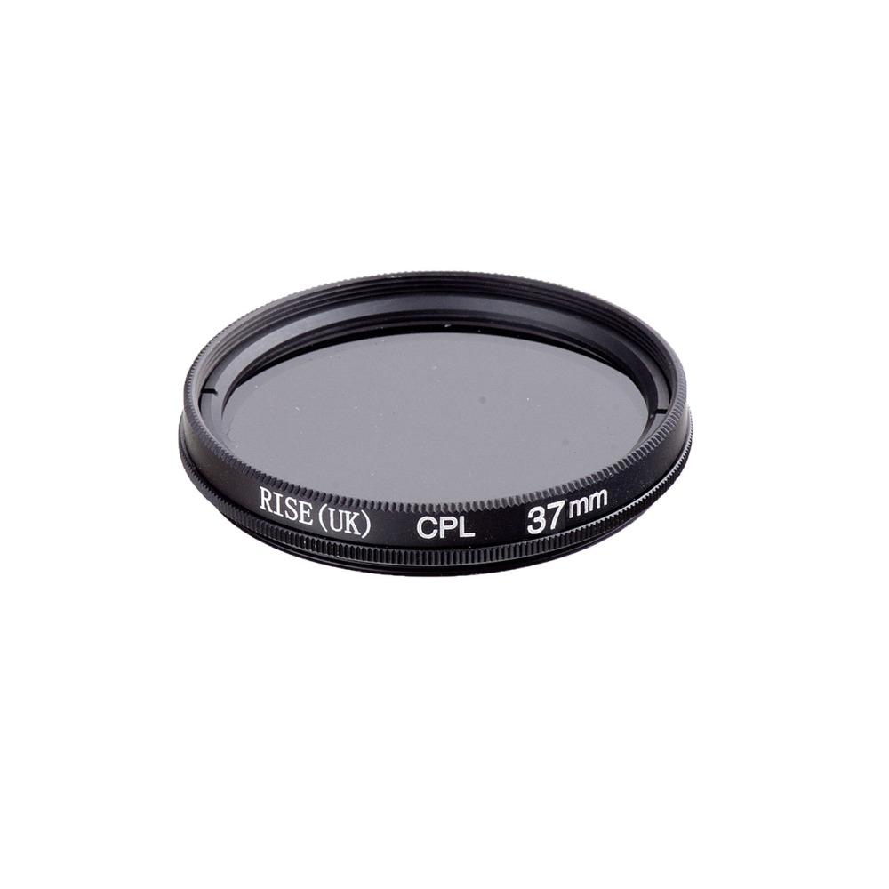 37mm Quick Mount Circular Polarized Filter
