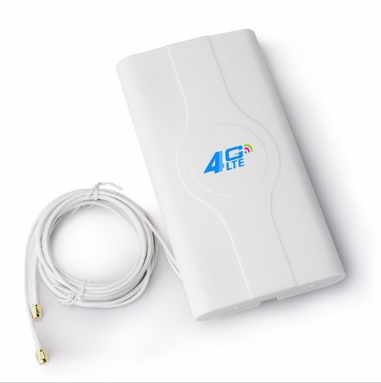 49dBi 4G LTE Booster Ampllifier MIMO WiFi Antenna Support ALL TS-9 Type device