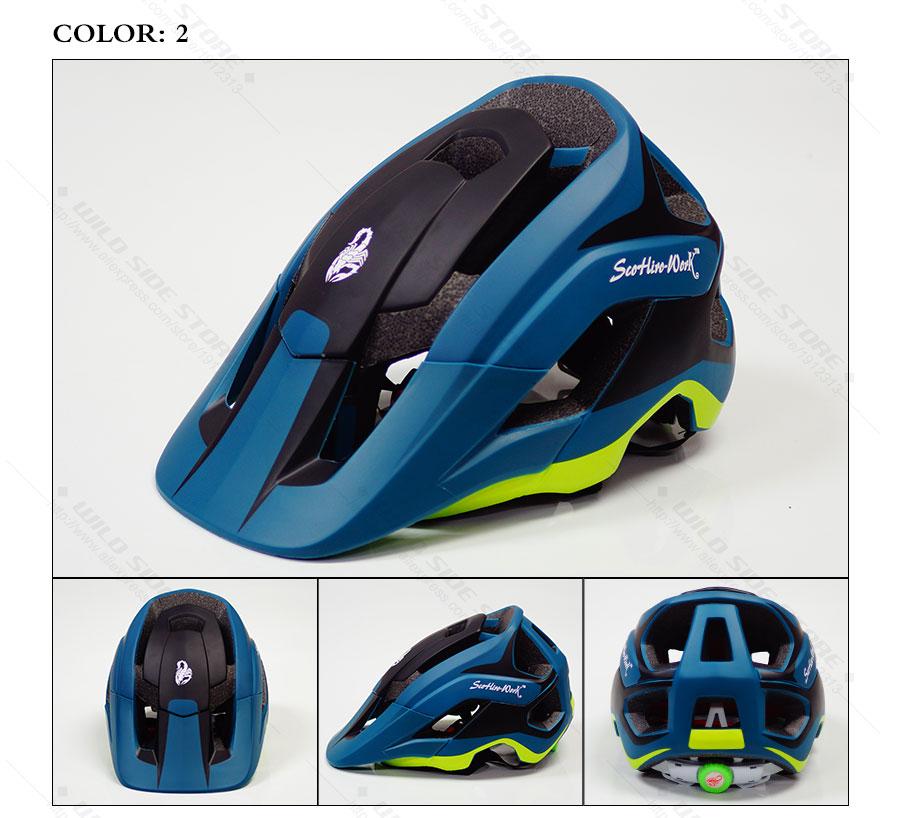 Bicycle helmet accessorie elmetto bicycle helmet men casque velo cycling helmet Casco Ciclismo bicicleta vtt mtb