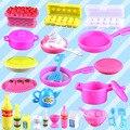 Чехол для куклы барби аксессуар игрушки моделирование кухонный гарнитур для приготовления пищи кухонные принадлежности кулинария инструменты дом