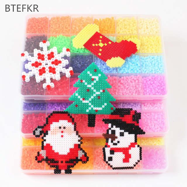 Online Shop 3d Puzzles 26mm Hama Beads Toys 72 Colors Kids