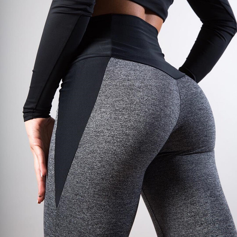 New Women Leggings Polyester High Quality High Waist Push Up Elastic Casual Workout Fitness Sexy Pants Bodybuilding Leggings
