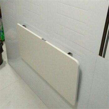 80*50 CM Mesa moderna para ordenador portátil de montaje en pared ...